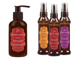 Marrakesh - Argan & Hemp oil therapy - roziecheeks.com