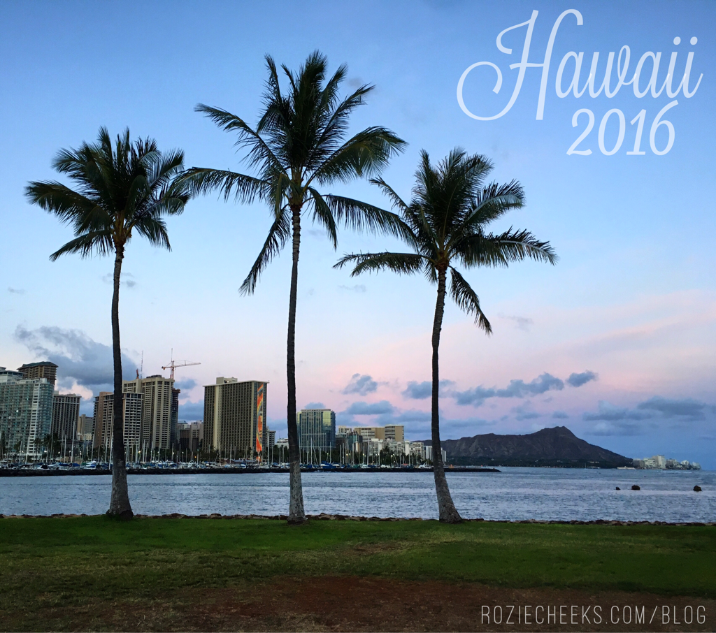 Hawaii 2016 | www.roziecheeks.com/blog