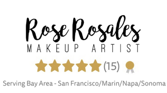 Rose Rosales - Makeup Artist | The Knot Reviews
